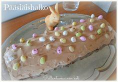 Pullantuoksuinen koti: Suussasulavan herkullinen Pääsiäishalko. Delicious eastercake