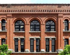 brick pilaster detail - Google Search