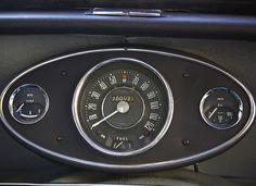 MK1 Austin Cooper S 1071cc Dash cluster