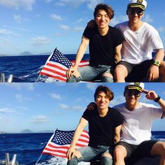 Daesung + Seungri
