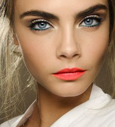 cara delevingne beauty tutorials