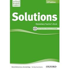 Check out our New Product Solutions Elementary Teacher's Book, Second Edition COD AUTHOR: Tim Falla and Paul A. DaviesPublication date: Teacher Books, Teacher Resources, English Study, Learn English, Short Stories For Kids, Secondary School, Elementary Teacher, Printable Worksheets, Vocabulary