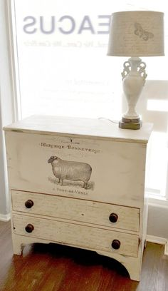 Refinished Farm Chest Reader Feature