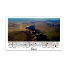 2017 Calendar Usa From 30,000 Wall Decal  More than 100 to choose from.  Follow this link   http://www.cafepress.com/cheylines/14087576