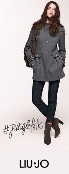 Liu Jo Jeans #FW14 #junglefolk