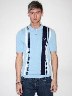 fred perry knitted polo shirt - Google Search