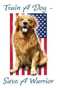 Texas organization that trains service dogs for vets with PTSD.  Even if you are not in San Antonio, they can locate and train an established dog trainer in your area.  Funded by donations, so no cost to the veteran.