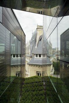 Chambre Rgionale de Commerce et dIndustrie Rgion Picardie, Amiens, 2012 - Chartier-Corbasson Architectes