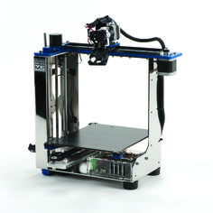 Review: MakerGear M2  One of the biggest print volume in its price range.