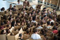 L1 15-16   Rnetrée : Jour 2 aux Grands Ateliers de l'Isle d'Abeau