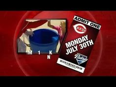 St. Vincent de Paul and the Cincinnati Reds Strike Out Hunger Campaign at game Wednesday night, June 13th.