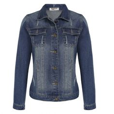 Buy here: http://www.wholesalebuying.com/product/zeagoo-women-fashion-casual-vintage-style-slim-outerwear-jeans-jacket-coat-159455?utm_source=pin&utm_medium=cpc&utm_campaign=ZYWB48