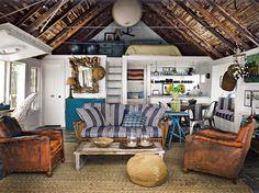 Pequena Cabana De Praia!por Depósito Santa Mariah