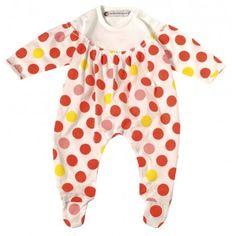 PACIFIC Pyjama ML bébé coton bio - Ideo - Milk&Green