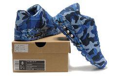 Nike Air Max 90 VT Men Navy Camo hot sale 267-bethe shop
