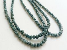Blue Diamonds Blue Rough Diamonds Blue Raw Uncut by gemsforjewels
