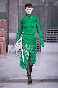 Marni Fall 2018 Ready-to-Wear Fashion Show Collection