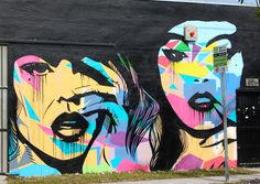 Street Art - Wynwood Walls