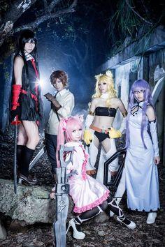 Akame ga Kill #cosplay