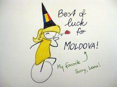 """Eurovision Song Contest 2011 """"Moldova"""""""