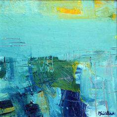 Mairi Clark, Summer Fields, East Coast