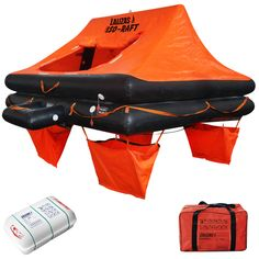 International Liferaft ISO 9650 image