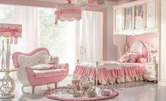 #pink #kidsroom #furniture #kids #children комплект в детскую Ebanisteria Bacci Sophie, Sophie 2