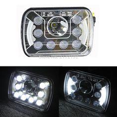 Ford Fusion JU 55w Super White Xenon HID High//Low//LED Side Light Headlight Bulbs