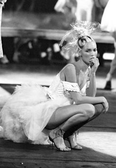 """ Kate Moss for John Galliano S/S 1996 """