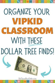 How to organize your VIPKid classroom with Dollar Tree finds. These Dollar Tree organization ideas are perfect for VIPKid teachers who want to stay organized. Prop and reward organization for VIPKid teachers. Dollar Tree Organization, Classroom Organization, Organization Ideas, Organizing Life, French Language Learning, German Language, Japanese Language, Spanish Language, Teaching English Online