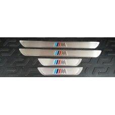 BMW -hez M -es küszöb díszléc szett Bmw