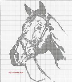 """Képtalálat a következőre: """"keresztszemes ló minta"""""""