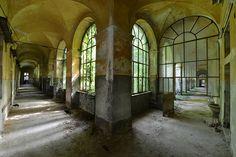 Abandoned Asylum - Italy
