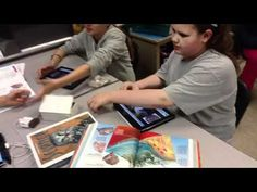 Students Speak about their experiences with iPads in class