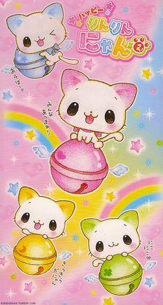 Affect Bell Kitties!
