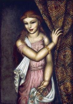 Antonín Procházka - Štěstí Female Painters, Small Sculptures, Cubism, Fine Art, Artwork, Artist, Painting, Work Of Art, Auguste Rodin Artwork