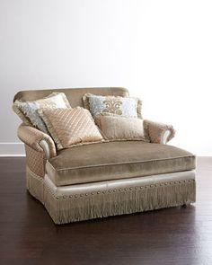 Massoud Stella Oversized Chair