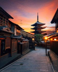 Kyoto, Japan by James Relfdyer