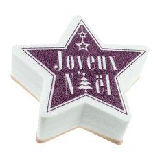 "Tampon+Mousse+""Joyeux+Noël"""