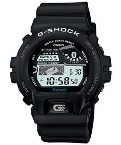 Casio G-Shock GB-6900AA Bluetooth for iPhone
