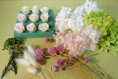 花かんむりの作り方。 : 花屋「ニコグサ」やってます。