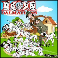 101 Dalmatians (favorite cartoon Moviemania )