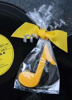 Music Note Candy PartyFavors - Blog - homeandawaywithlisa
