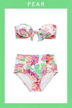 Under $30 never looked so chic. Kudos, Aerie. #refinery29 http://www.refinery29.com/affordable-swimsuits-by-body-type#slide-37