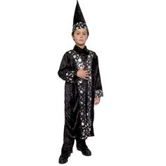 Child's Wizard Robe Costume