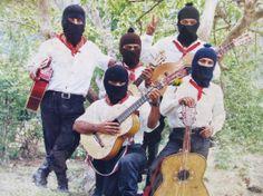 Los zapatistas no están solos. El dolor y la rabia en acto Solidario en Bellas Artes, ciudad de México