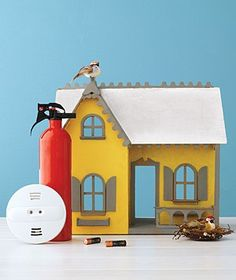 25 Tips for Home Maintenance Throughout the Year (Real Simple January 2009 issue)