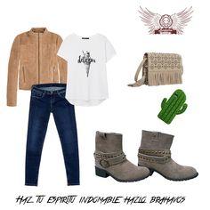 Look casual.  Boots Camp Gamuza diseñadas en piel con látigos desmontables.  De venta www.kichink.com/stores/brahavoscalzado