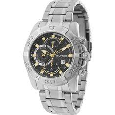 [SUBMARINE] Relógio Technos Analógico - Aço - OS1AAU/1P - R$ 255,19 Boleto