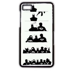 Batman Joke 2 TATUM-1476 Blackberry Phonecase Cover For Blackberry Q10, Blackberry Z10